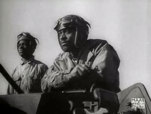 The Negro Soldier. Imperial War Museum (films) 1944
