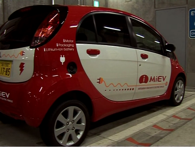 A news report from 2008 on how in the race to build to develop an affordable, high-performing and emission-free car, Japan is way ahead of the pack.